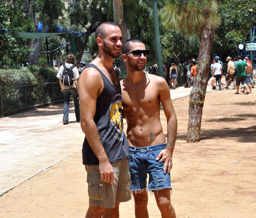Israel Adalah Syurga Gay Dan Lesbian Arab (18 SX